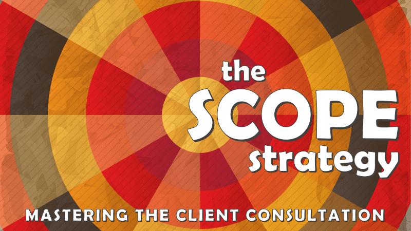 1.3 - SCOPE Strategy