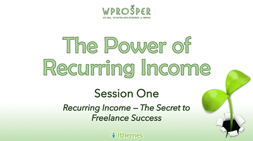 power-of-recurring-income
